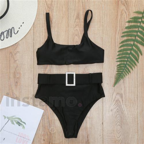 Černé dvoudílné plavky-248415-326